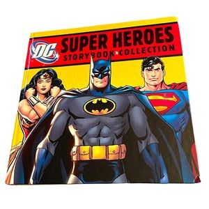 DC Super Heroes Storybook Collection Hardcover
